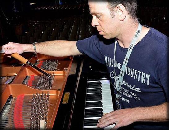 Eric Soudais, Accordeur et Réparateur de Pianos sur Rouen et sa région